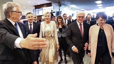 Na zdjęciu: Andrzej i Agata Duda