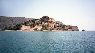 Spinalonga, Grecja