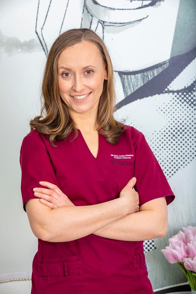 lek. dentysta Irmina Materna z DeClinic