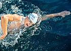 """Woli pływać niż chodzić. """"To było dziewięć godzin tortur, ale czas na mocniejsze wyzwanie"""" [WYWIAD]"""