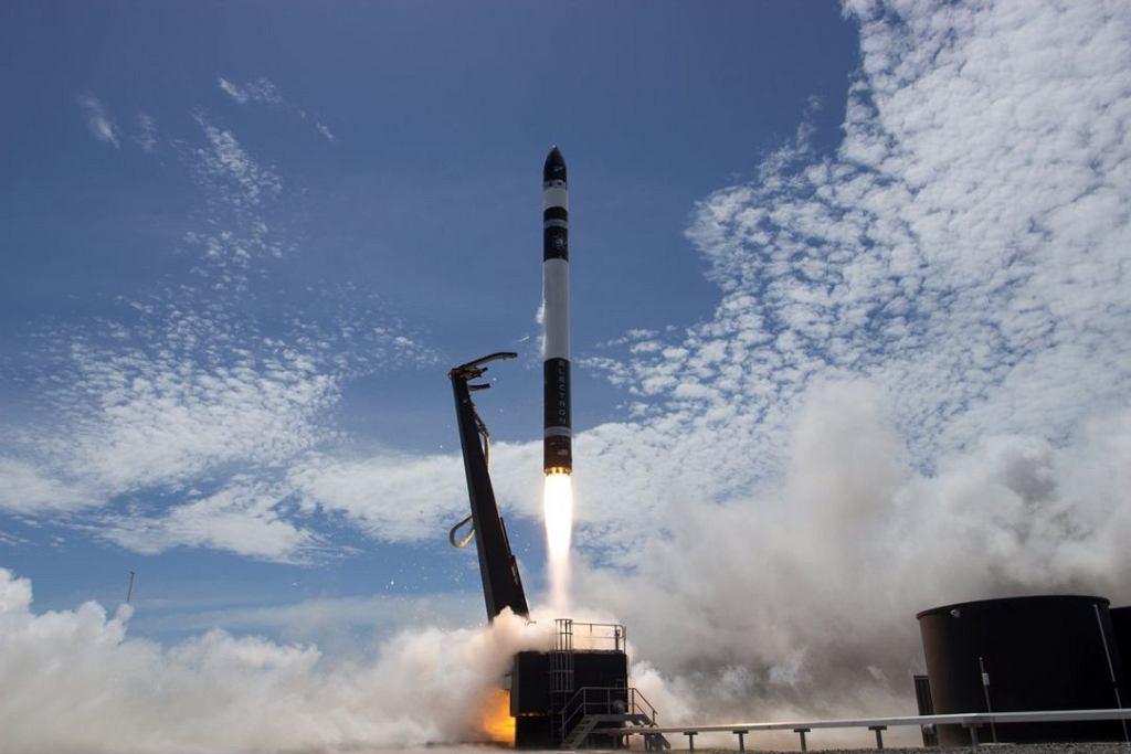 Rocket Lab - rakiety typu Electron