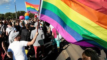 Zeszłoroczna Parada Równości szła pod hasłem 'Równe prawa, wspólna sprawa'