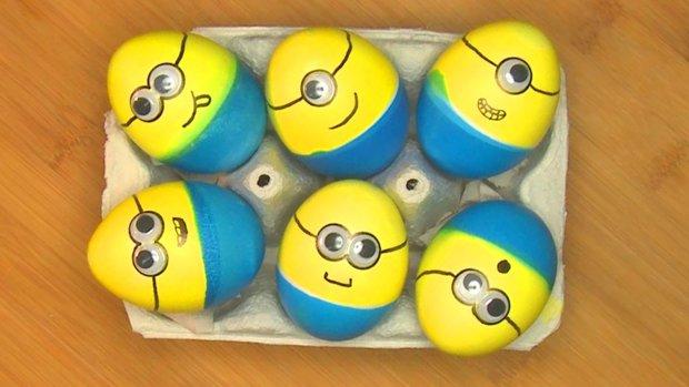 Wielkanocna akcja Hapsa - Minionek w każdej święconce