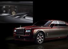 Rolls-Royce Phantom i moneta na krawędzi. Motoryzacyjna legenda zweryfikowana [WIDEO]