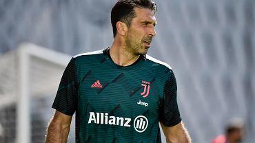 Gianluigi Buffon zawieszony! Legenda ukarana za słowa do kolegi z drużyny