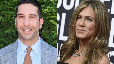David Schwimmer i Jennifer Aniston mają romans?