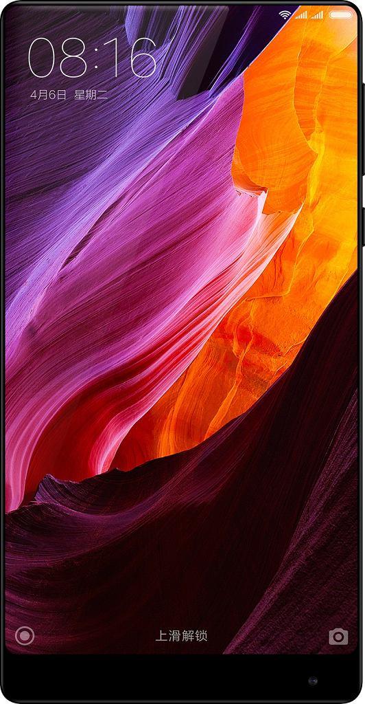 Mi Mix - koncept bezramkowego telefonu Xiaomi
