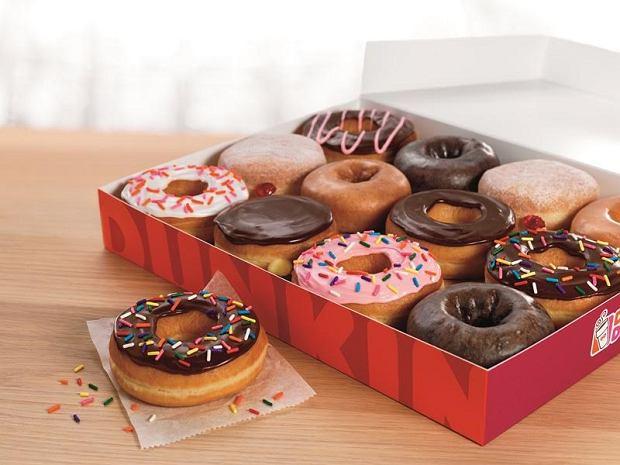 Nowa kawiarnia Dunkin' Donuts od jutra w Warszawie