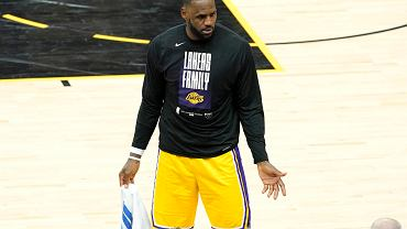 LeBron James zmienia numer na koszulce