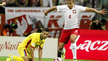 Tiago Cionek podczas ostatnich dwóch lat stał się mocnym punktem kadry