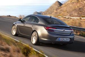 Opel chwali się Insignią po liftingu