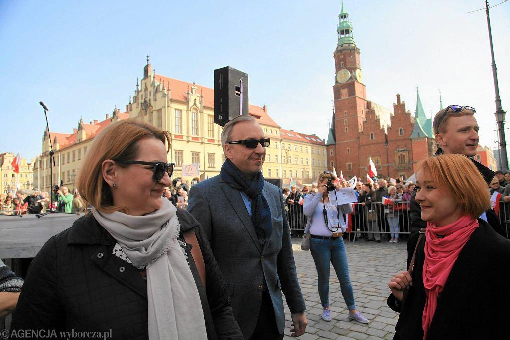 Wybory parlamentarne 2019. Barbara i Bogdan Zdrojewscy chcą do Senatu