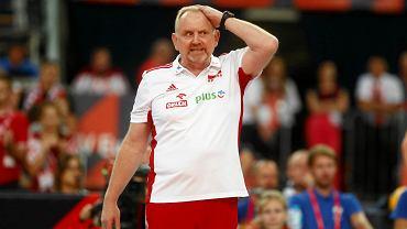 Jacek Nawrocki, selekcjoner reprezentacji Polski
