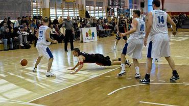 Mecz Astoria Bydgoszcz - AZS Politechnika Poznań