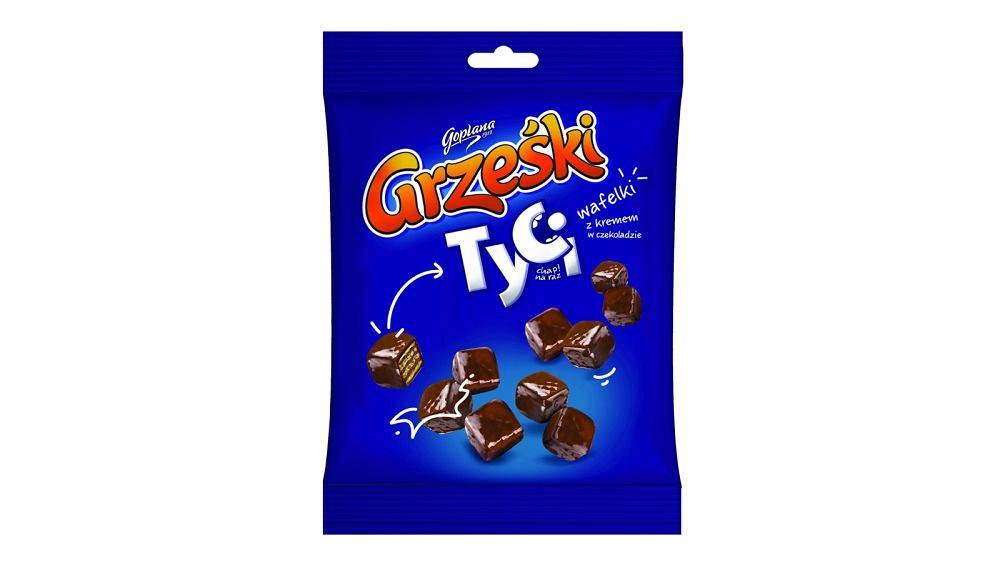 Tyci Grześki w czekoladzie