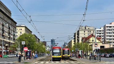 Ulica Grójecka, główna ulica Ochoty