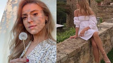 Katarzyna Tusk na wakacjach w luksusowych klapkach - ile kosztują?