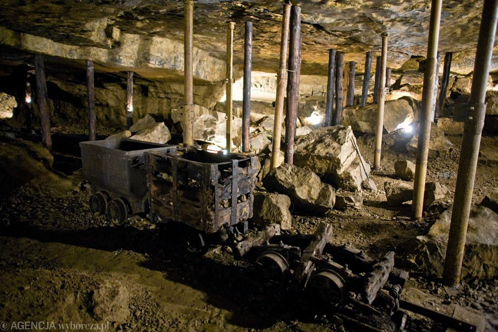 Zabytkowa kopalnia srebra