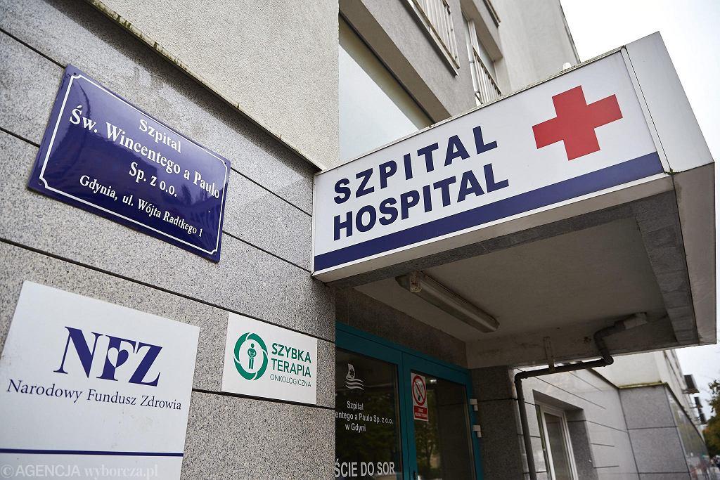 Szpitalny Oddział Ratunkowy w Gdyni