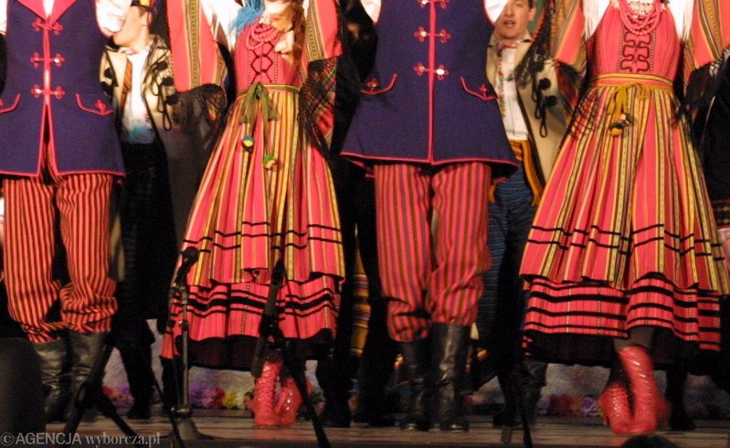 Zespół 'Mazowsze' - zdjęcie ilustracyjne