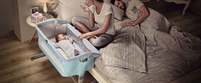 Chcę spać i z dzieckiem, i z mężem. Jak to połączyć?