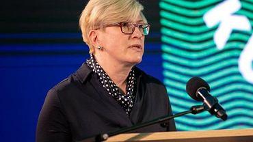 Premier Litwy Ingrida Šimonyt?
