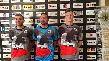 Okazjonalne koszulki Gryfa Wejherowo