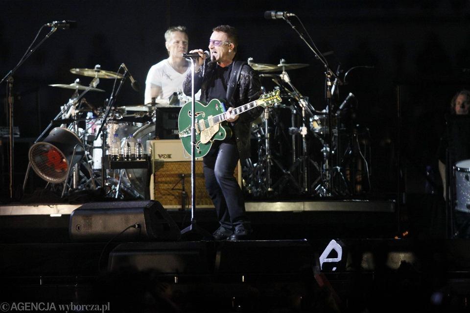 Bono / )Fot. Grzegorz Celejewski / Agencja Gazeta
