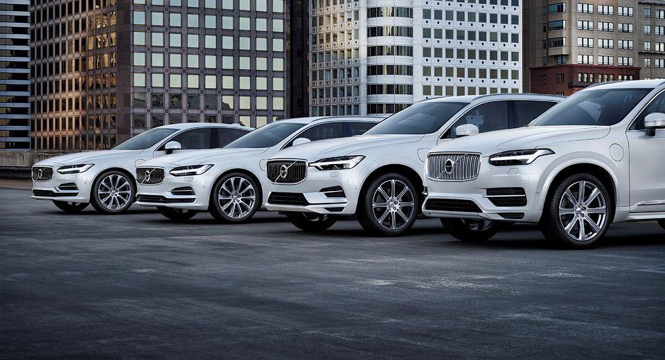 Każde Volvo będzie dostępne w wersji elektrycznej