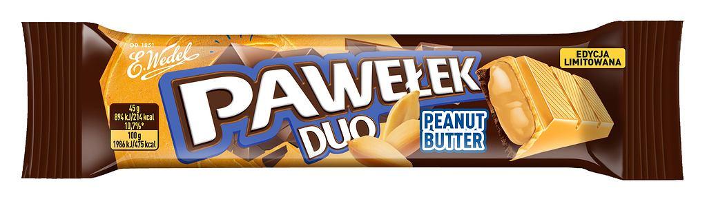 Pawełek Peanut Butter