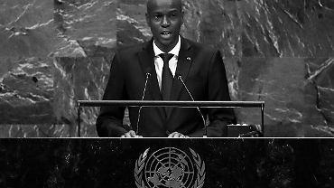 Prezydent Haiti został zastrzelony. W lutym mówił o zamachu na jego życie