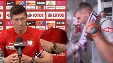 Kosmiczna cena zegarka Podolskiego