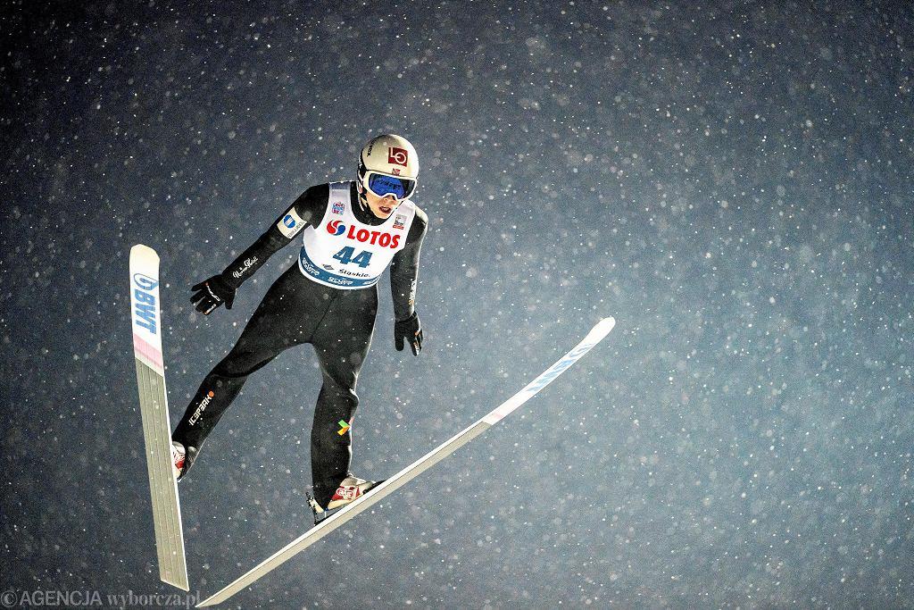 Skoki narciarskie. Kwalifikacje w Zakopanem wygrał Johann Andre Forfang