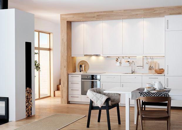 Ikea Projekty Małych Kuchni Wnętrzaaranżacje Wnętrz Inspiracje