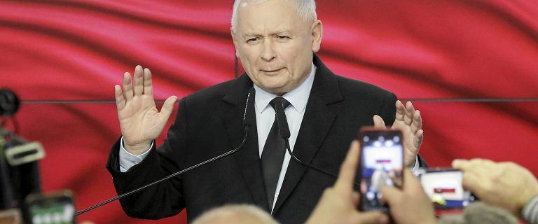 Sondaż. Kto powinien zastąpić Kaczyńskiego?