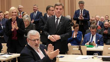 22 listopada 2018. Pierwsza sesja sejmiku województwa świętokrzyskiego