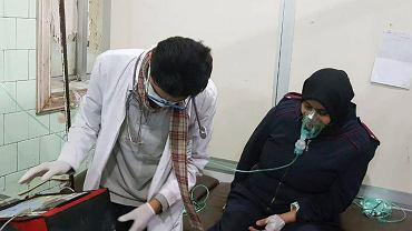 Syria. W Aleppo miało dojść do ataku chemicznego, władze oskarżają islamistyczną milicję