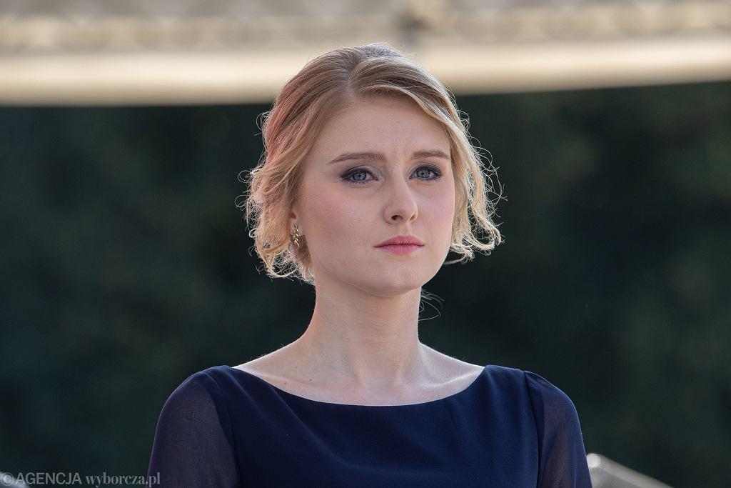 Kinga Duda, córka pary prezydenckiej