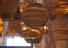 Graypants: modne lampy z kartonu