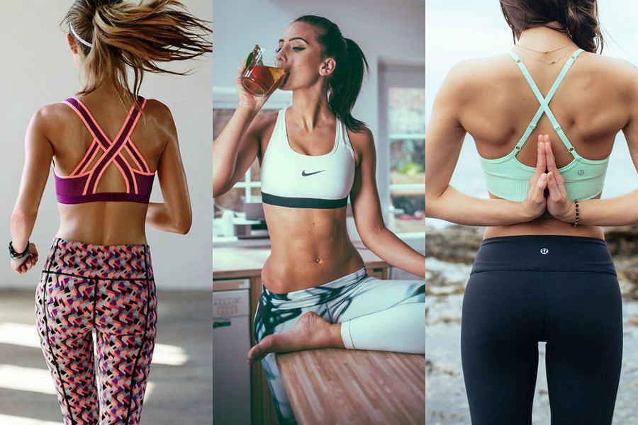 Stylizacje na siłownie