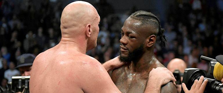 Tyson Fury - Deontay Wilder. Federacja WBC akceptuje natychmiastowy rewanż