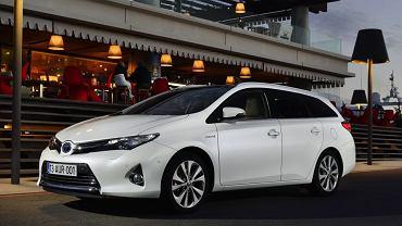 Toyota Auris Hybrid Touring