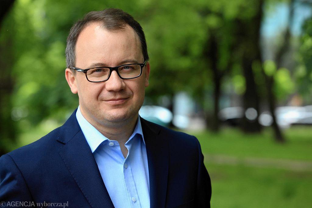 Rzecznik Praw Obywatelskich Adam Bodnar.