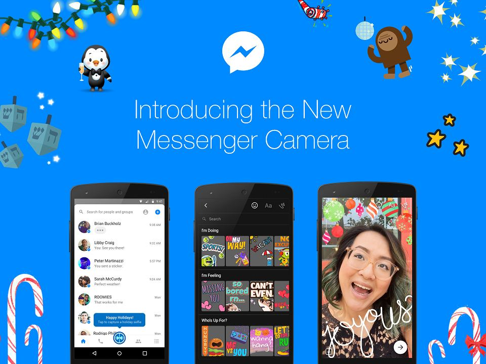 Nowa funkcja dostępna w Messengerze
