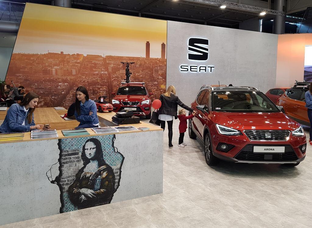 Seat na Poznań Motor Show 2018