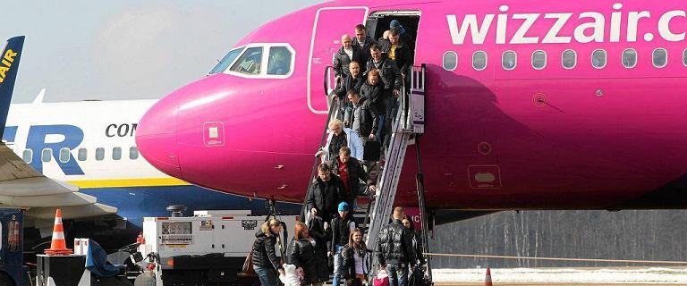 Tanie loty. Wizz Air uruchomi nowe połączenia z Ukrainy do Polski