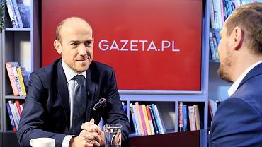 Gość Poranka Gazeta.pl - Borys Budka