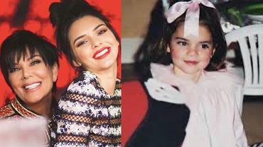 Kendall Jenner w dzieciństwie