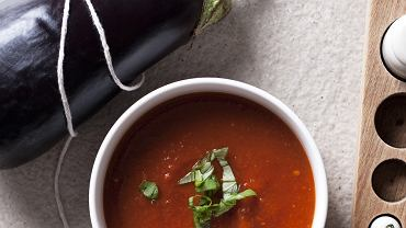 Zupa krem z opiekanych warzyw
