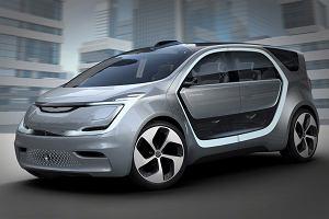 Chrysler Portal   Minivan przyszłości